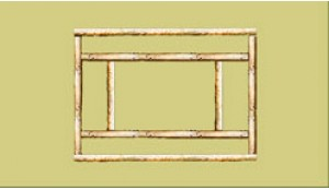 70 x 50mm Wood feature